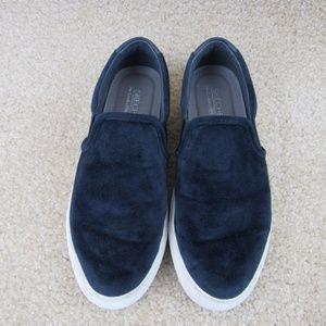 Skechers Women's Suede Boat Slip On Loafers 7.5